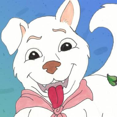 Fiona the Dog